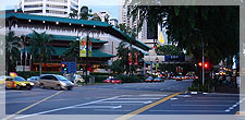 Orchard Road Car Rental